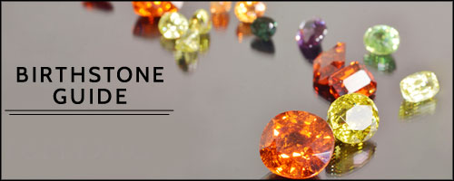 Birthstone Guide at Finkelstein Jewelers