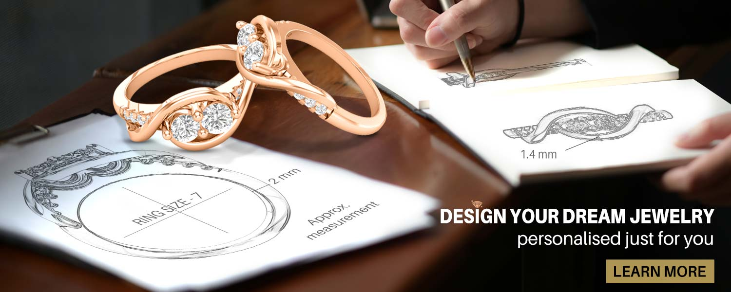 Custom Design Jewelry at Finkelstein Jewelers