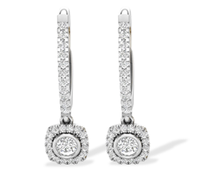 Earrings by Star Gems Inc at finkelstein