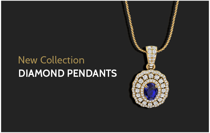 diamond pendants at finkelstein jewelrs